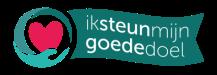 Logo: Ik Steun Mijn Goede Doel - Organiseer een actie ten voordele van mensen met kanker in Gent